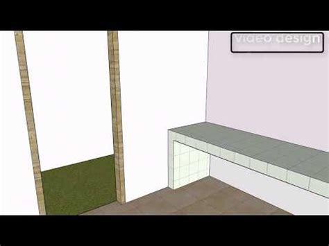 desain rumah  lantai     kamar full tampak