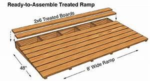 Woodwork Build Wood Ramp PDF Plans