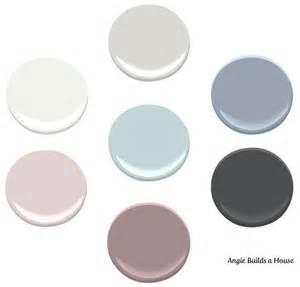 paint colors the interior color palette angie builds a - Color Palettes For Home Interior