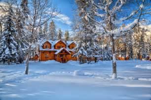 Winter Nature Snow Landscape