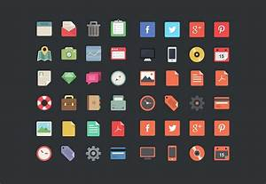 40 Best Free Icon Sets  Spring 2015