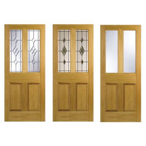 LPD Nostalgia Victorian Style Four Panel Malton White Oak