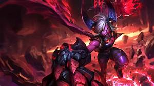 Demon Vi | LoL Wallpapers
