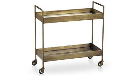 Libations Bar Cart   Crate and Barrel