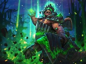Dota 2 Heroes Underlord Loading Screen Wallpaper Hd High