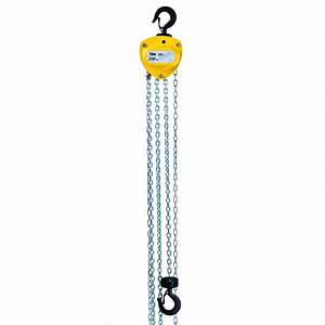 Vs Series Medium Duty Hand Chain Hoists
