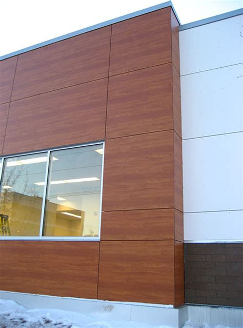 Exterior > Cladding > High Pressure Laminate   Sound