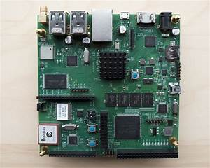 Crystal Board Combines Rockchip Rk3188 Arm Soc With Xilinx