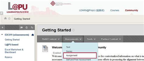 Teacher Blackboard User Guide -assessment And Feedback