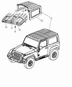 2018 Jeep Seal  Targa Top