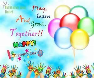 "Happy Children's Day' !!! ""Enjoy the glow of good #health ..."