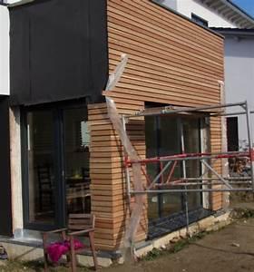 Holzfassade Lärche Anleitung : fasadenverkleidung haus mit l rchenholz bauanleitung zum ~ A.2002-acura-tl-radio.info Haus und Dekorationen