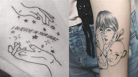 beautiful bts fan tattoos sbs popasia