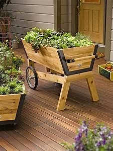 Admirable, Diy, Wood, Planter, Box, Ideas, U2014, Teracee