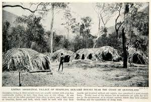 Australian Aboriginal Villages