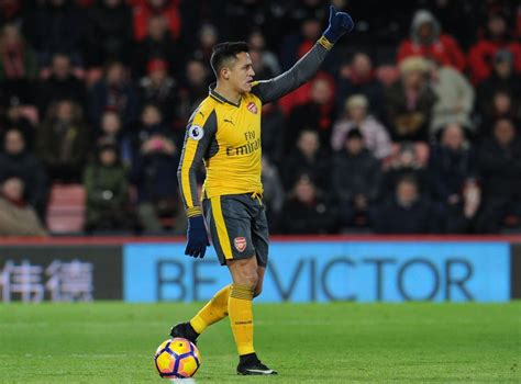 Arsenal transfer news: Alexis Sanchez at centre of tug of ...
