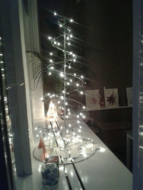 ikea christmas tree with lights for the home