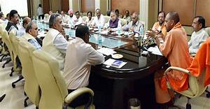 UP CM Yogi Adityanath to hold first Cabinet meeting on ...