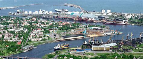 Port of Ventspils - BALTIC ASSOCIATION - TRANSPORT AND ...