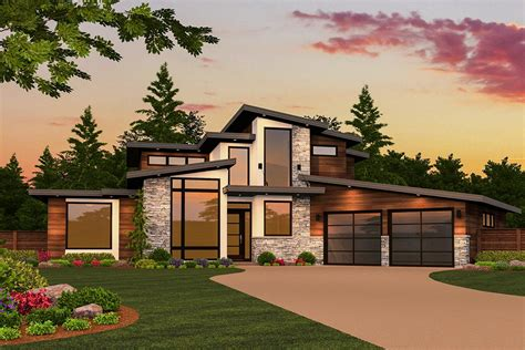Modern Masterpiece with Up to 5 Beds 85130MS