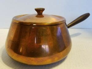 tagus copper  collectible copper metalware  sale ebay