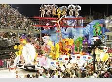 Rio Desfila en el carnaval más conocido del mundo