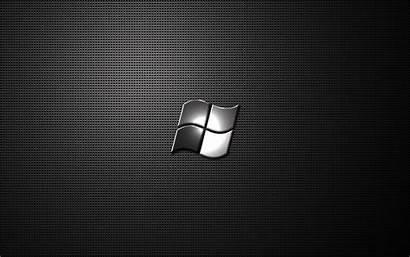 Microsoft Windows Computer Dark Backgrounds Wallpapers Desktop
