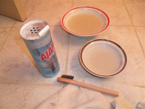 tile remover vinegar cleaning grout with vinegar