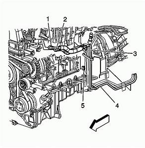 2007 Trailblazer Engine Diagram