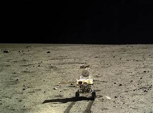 China's Moon Rover Runs Into Technical Trouble