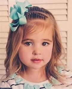 Coiffure Petite Fille Facile : 20 magnifiques coiffures faciles et mignonnes pour petite filles coiffures coiffure ~ Dallasstarsshop.com Idées de Décoration