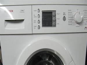 Waschmaschine Bosch Maxx : waschmaschine bosch maxx 7 energy save in oer erkenschwick ~ Michelbontemps.com Haus und Dekorationen