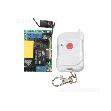 wireless light switch transmitter and receiver free shipping 12v 4ch rf wireless remote control switch