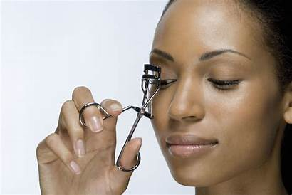 Older Makeup Woman Eyelash Natural Curler Youthful