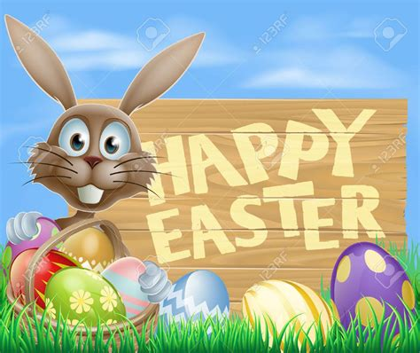 Happy Easter Bunny  Merry Christmas & Happy New Year 2019