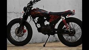 Honda Gl 100 Custom