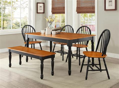 Permalink to Farmhouse Kitchen Table And Chairs Sets