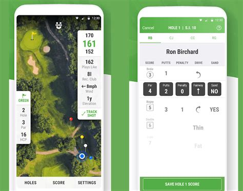 8 best golf apps for android to land it the fairway 2019