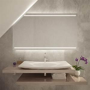 Spiegel Für Dachschräge : iadnes led badspiegel mit dachschr ge online kaufen ~ Sanjose-hotels-ca.com Haus und Dekorationen