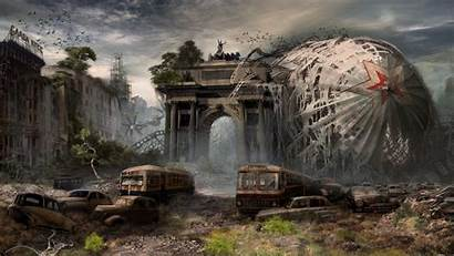 Apocalyptic Wallpapers 1080 1920 Background Dystopia Earth