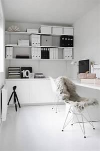 Büro Zuhause Einrichten : die 25 besten ideen zu arbeitszimmer auf pinterest b ro g stezimmer schreibtisch und b ros ~ Frokenaadalensverden.com Haus und Dekorationen