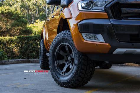 ford ranger wheels offset ranger rim  tyre size guide