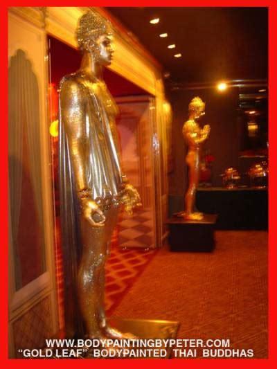 thai gold statue  studsinstone
