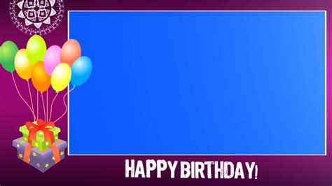 Happy Birthday Backgrounds by Birthday Hd Backgrounds