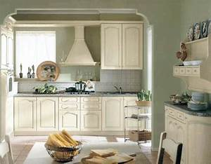 Green white color schemes spacious white kitchen designs for Kitchen colors with white cabinets with green plant wall art