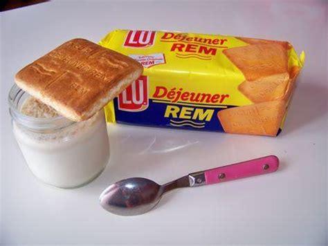 cuisine 750g recette yaourts aux rem biscuits lu 750g
