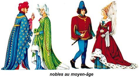 la vie des seigneurs au moyen age