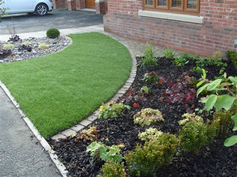 small front garden ideas  parking courtyards small