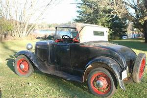 Ford Model A : charming jalopy 1931 ford model a deluxe roadster ~ Dode.kayakingforconservation.com Idées de Décoration
