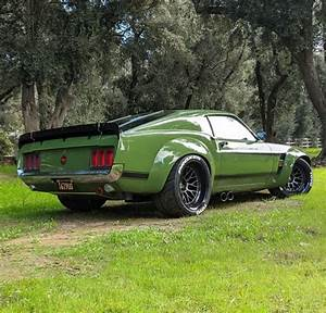 1970 Ford Mustang Built From The Ground Up_1 - Muscle Cars Life